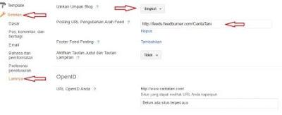 Cara Membatasi Akses RSS Feed Blog Untuk Mengatasi Pencurian Artikel Dari Autoblog