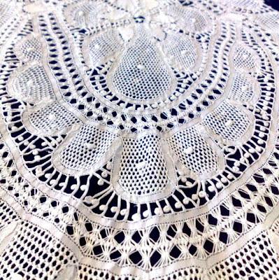 Renda Renascença - Renaissance Lace