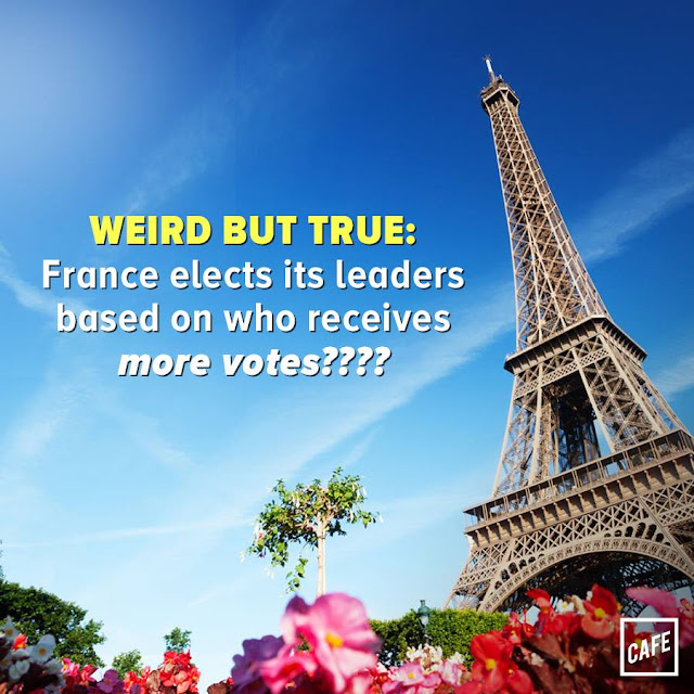 Image of Eiffel Tower with caption,