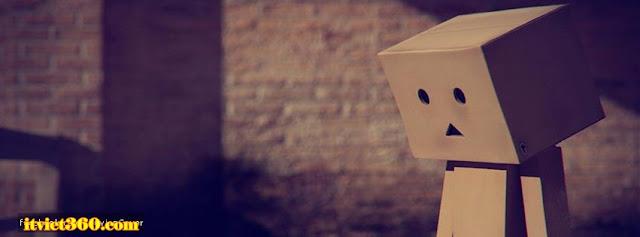 Ảnh bìa Danbo cho Facebook - Cover FB búp bê gỗ