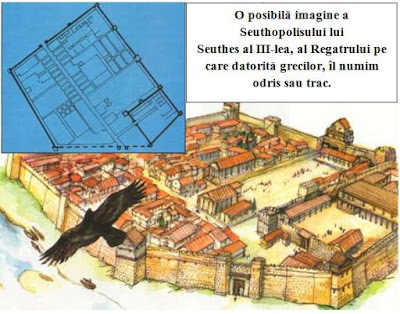 Seuthopolis reconstructie