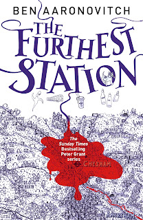 Furthest Station News Ben Aaronovitch