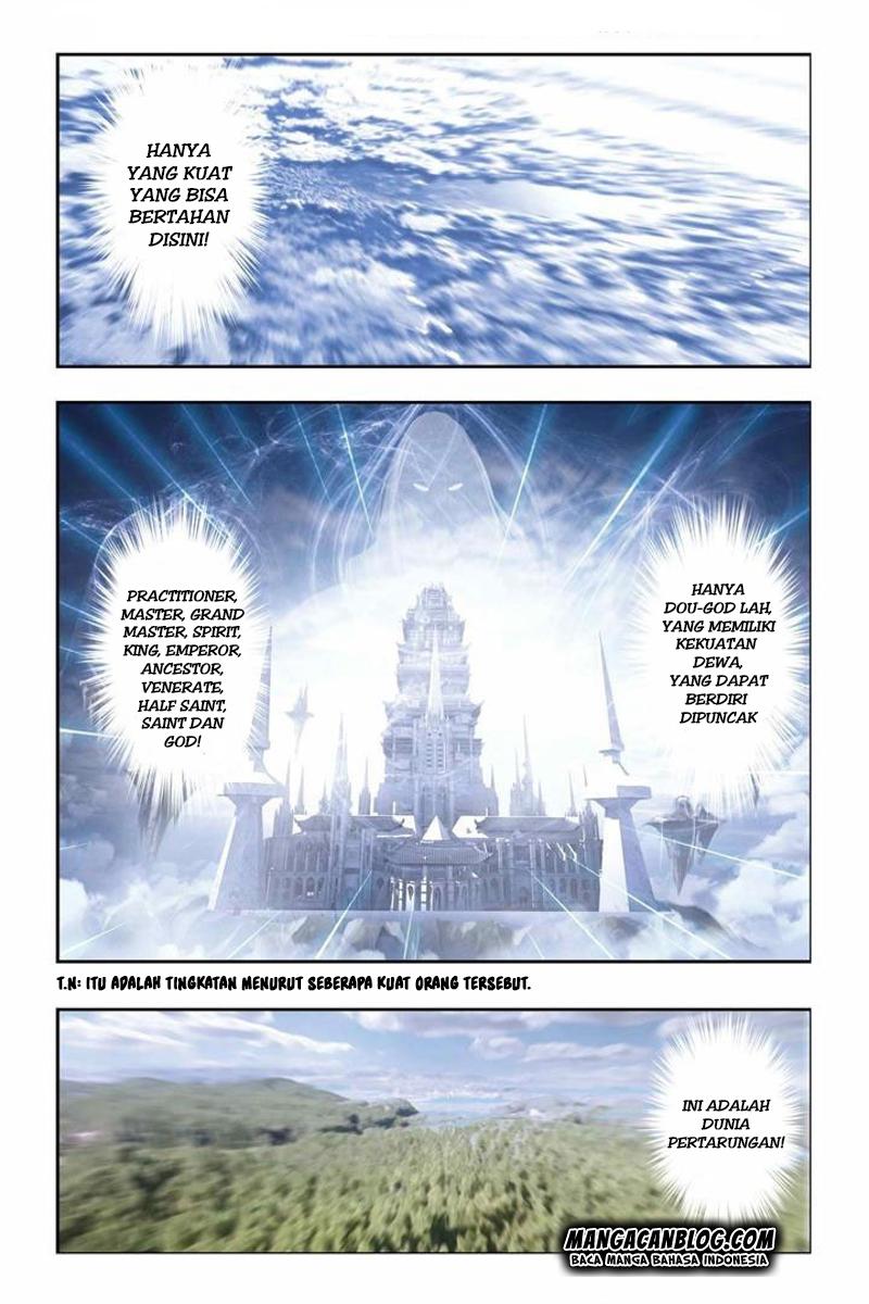 Battle Through Heaven Chapter 01-3