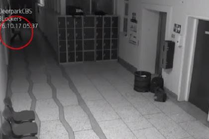 Hantu di Sekolah Beraksi Lagi, Lihat Videonya yang Menyeramkan
