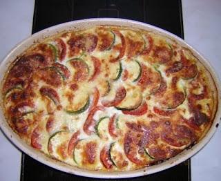Sunny Vegetable Pie