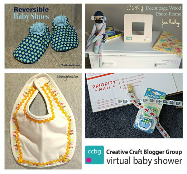 baby shower gifts handmade diy