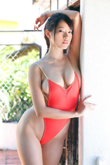 Hot girls Yuka Someya sexy Gravure japanese idol 7