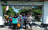 Wisata Pulau Perak Kepulauan Seribu || petaniadv