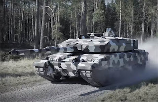 Main Battle Tank Rheinmetall
