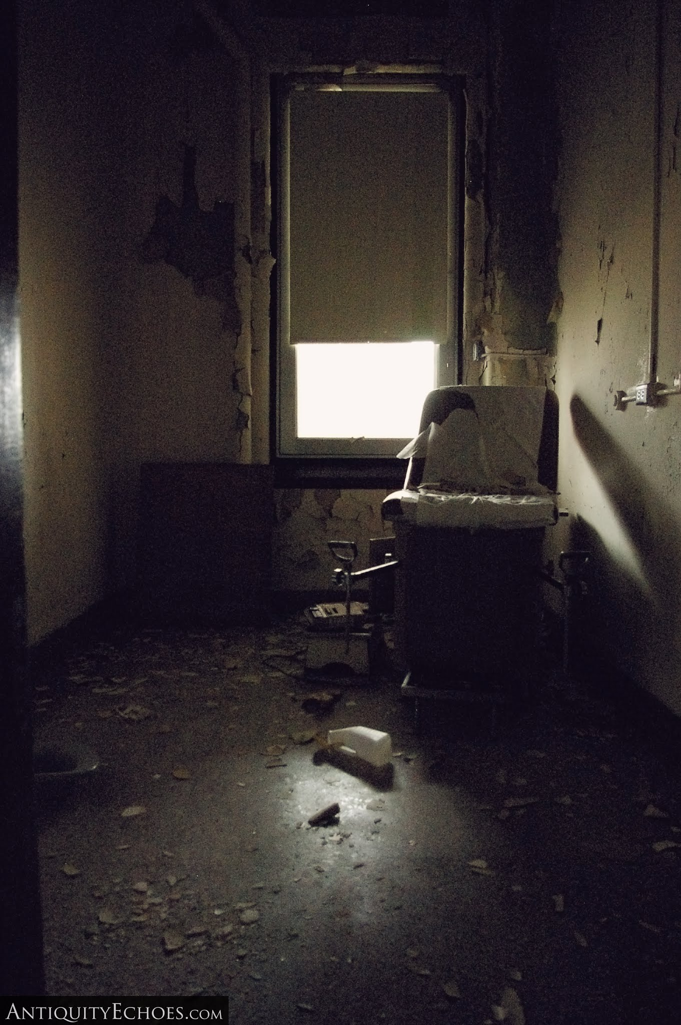 Overbrook Asylum - Decomposing Physicians Office