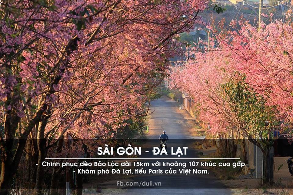 Sài Gòn - Đà Lạt