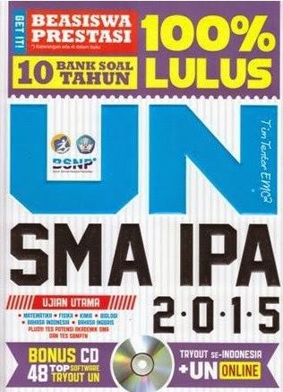 Buku Bank Soal UN SMA IPA 100% Lulus 2015/2016