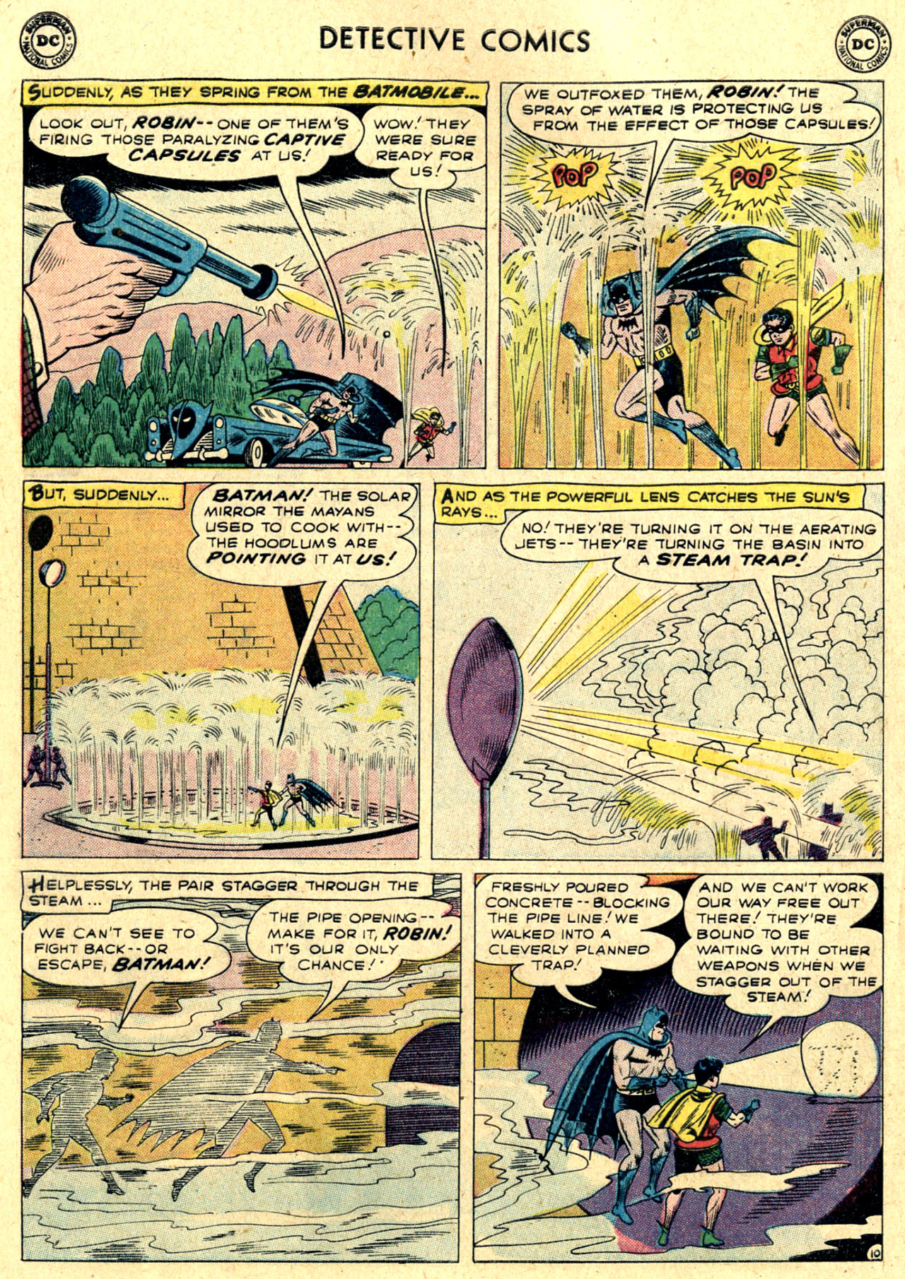Read online Detective Comics (1937) comic -  Issue #263 - 12