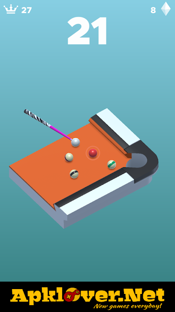 Pocket Pool MOD APK unlimited money