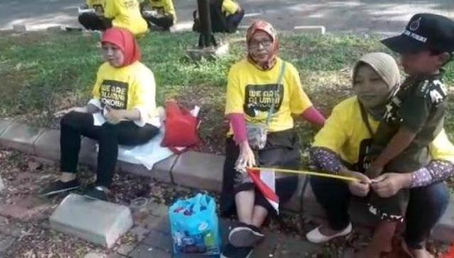 Ikatan Alumni Cibitung University For Jokowi