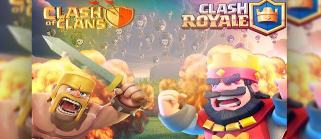 Clash of Clans va t'il survivre !!! Coc-vs-clash-royale