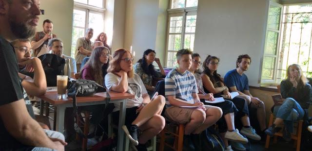 Γιάννενα: ΖΑΓΟΡΙ -Ξεκίνησε το επετειακό 10ο Φεστιβάλ - Εργαστήρια Κινηματογράφου ZAGORIWOOD!