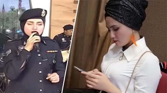 Siapa Sebenarnya Polis Cantik Viral Yang Mendapat Lebih 1.6 juta Tontonan Di Youtube Ini?