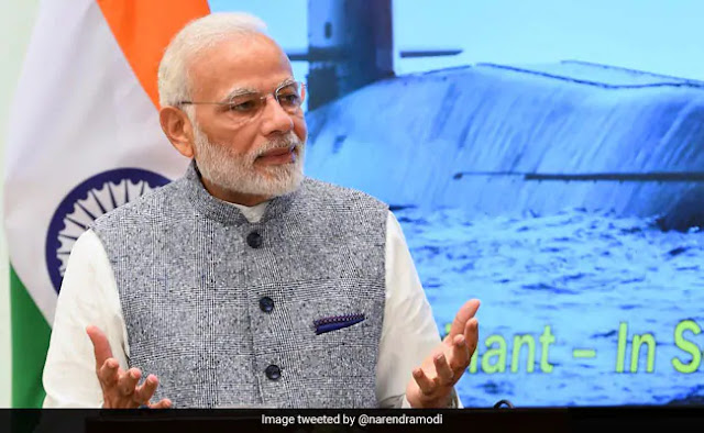 "Prime Minister Narendra Modi today said that India's first nuclear ballistic missile submarine INS Arihant has completed its first ""redressal patrol"". Prime Minister Modi said, ""I congratulate all the parties especially the INS Arihant for this achievement, which will always be remembered in our history."""