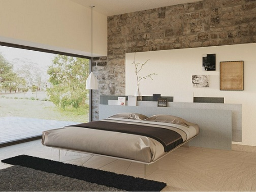 Lindos dormitorios en colores neutros dormitorios for Zimmergestaltung schlafzimmer