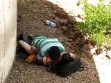 Pasangan Mesum Ketangkap Basah Kepergok Ngentot
