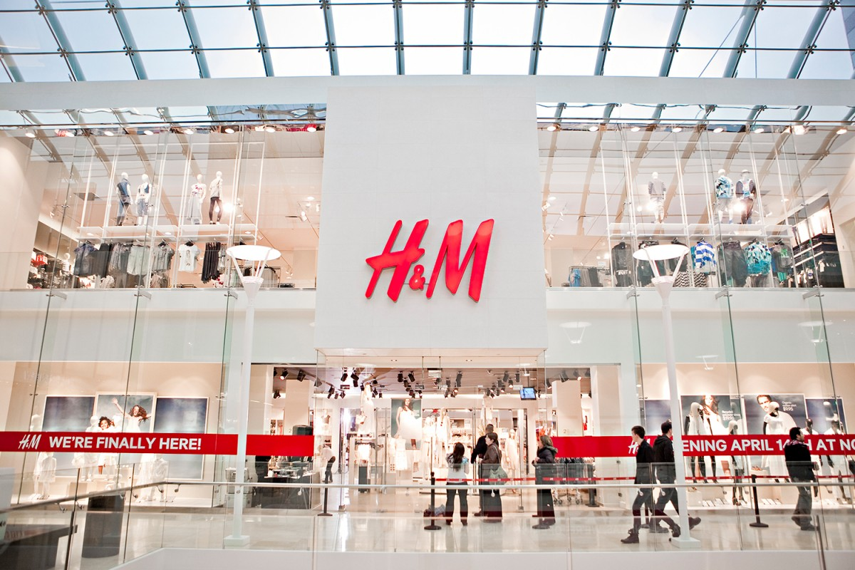 How H&M is Erasing War Crimes in Their Latest Marketing Campaign ...