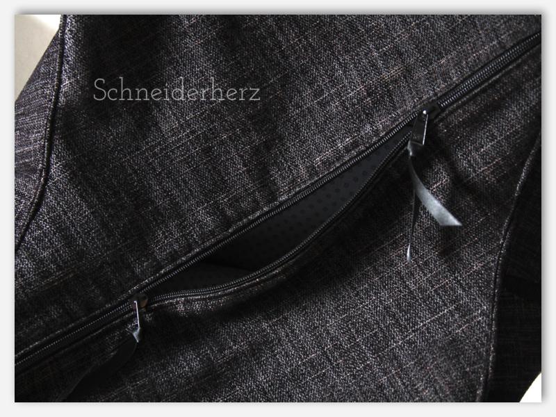 Arya Machwerk Detail Tascheneingriff