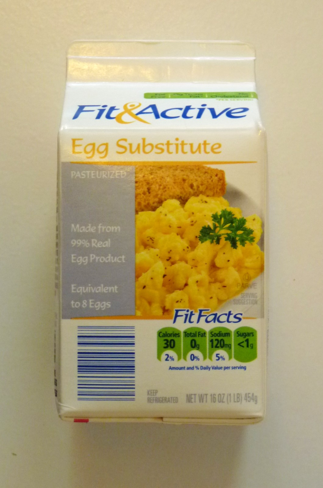 Fit & Active Egg Substitute   Aldi Product Reviews