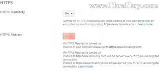 Cara Mengatasi Fitur HTTPS Tidak Bisa Diaktifkan di Blog Domain TLD