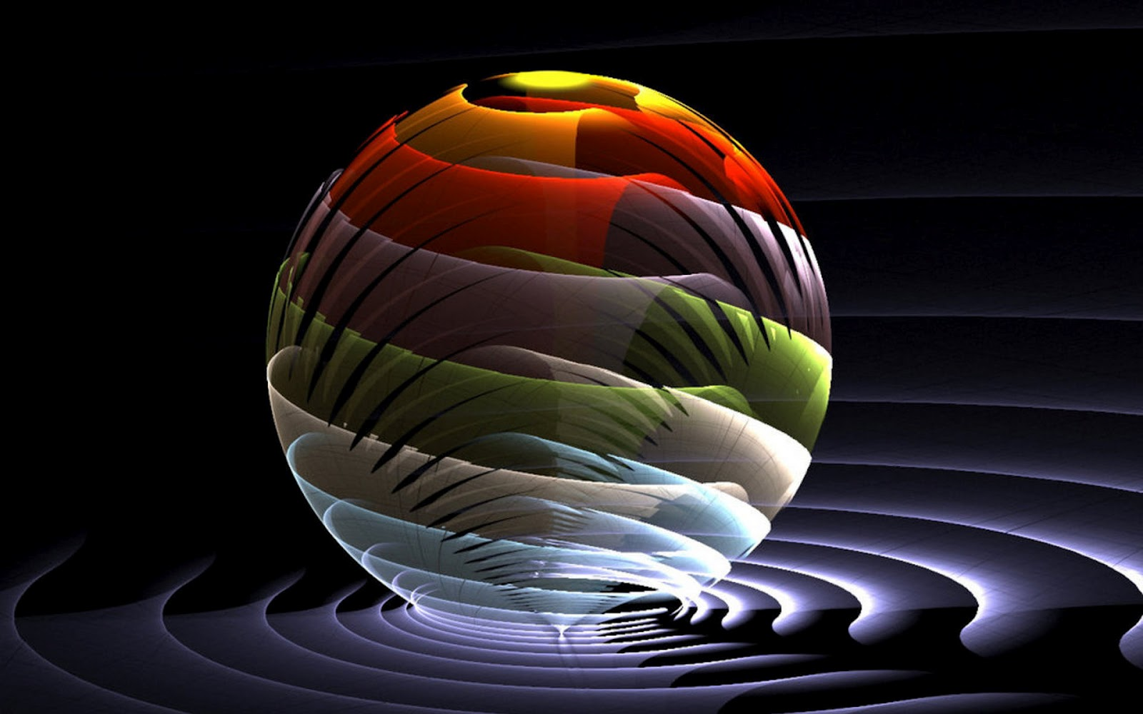 3D AbstractWallpapers HD - Wallpapers