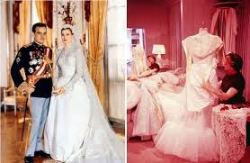 Grace Kelly Helen Rose Gown