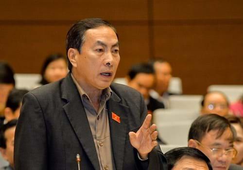 Ông Phạm Văn Hòa