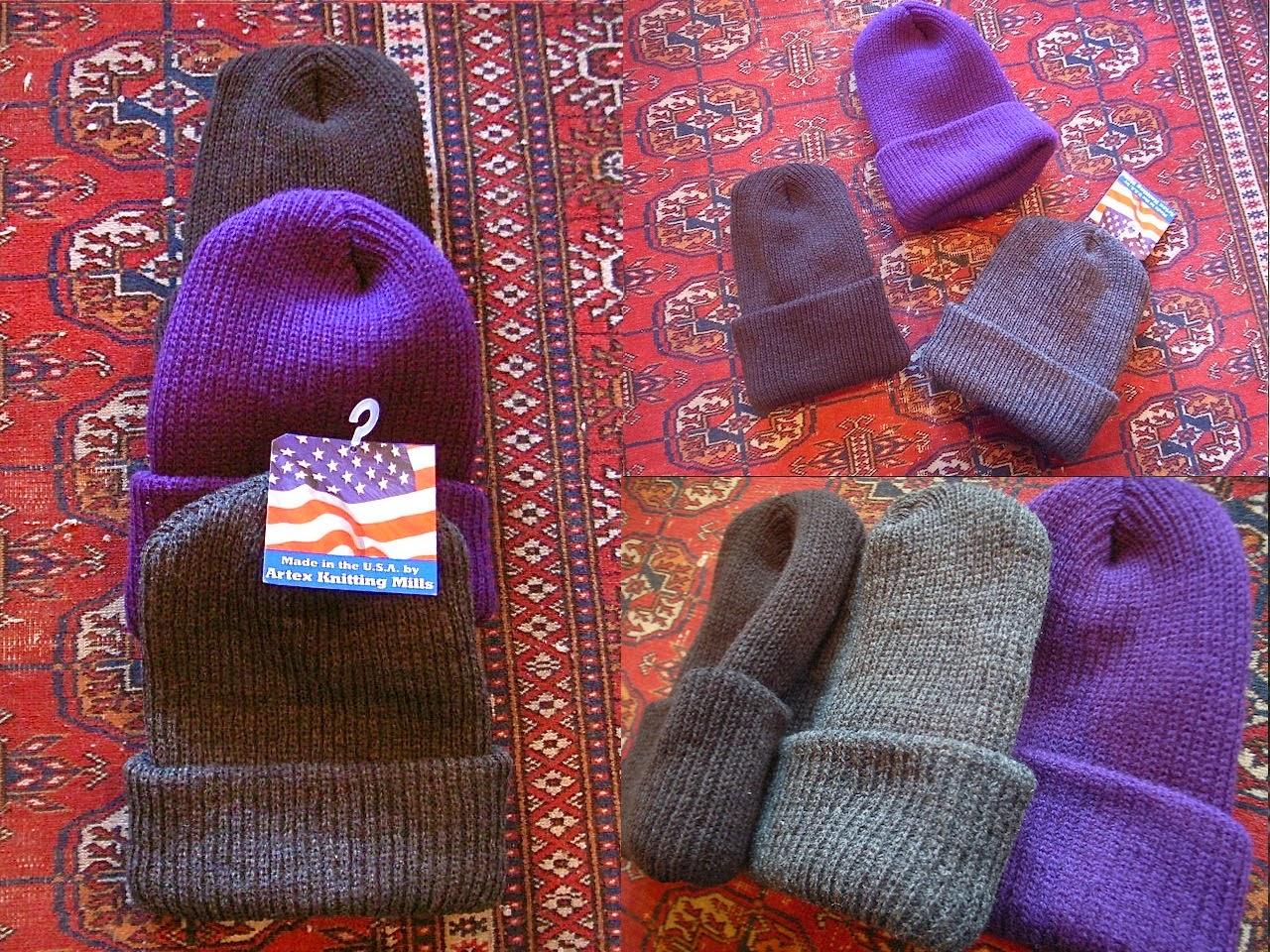 Artex Knitting Mills (WATCH CAP) | welcoblog