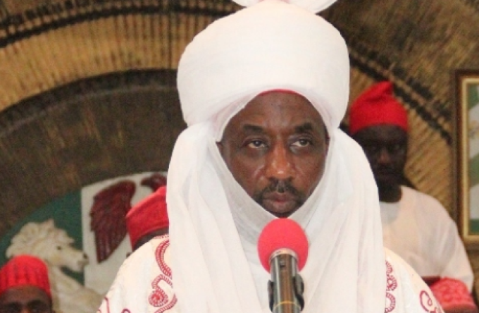 Emir of Kano meets Osinbajo, keeps mum