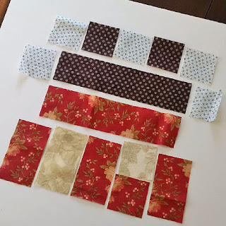 house quilt block layout: QuiltBee