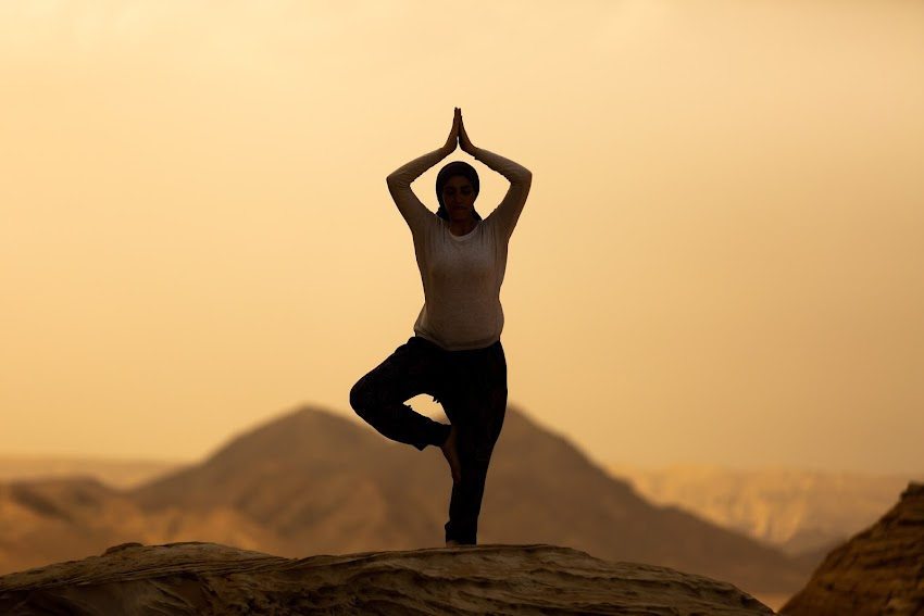 El Yoga atraviesa barreras culturales en Egipto.