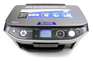 Epson Stylus Photo RX580 Driver Download
