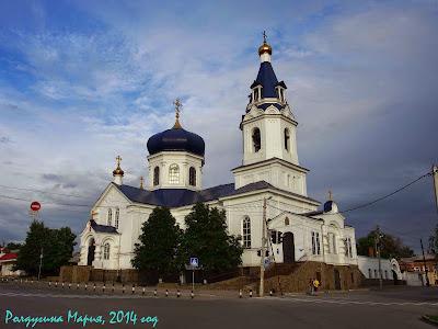 Новочеркасск церковь Михаила Архангела