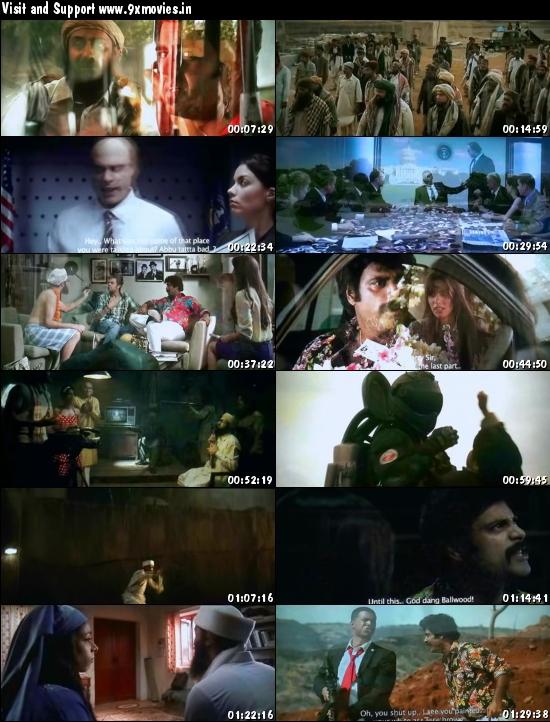 Tere Bin Laden Dead Or Alive 2016 Hindi DVDScr 300mb