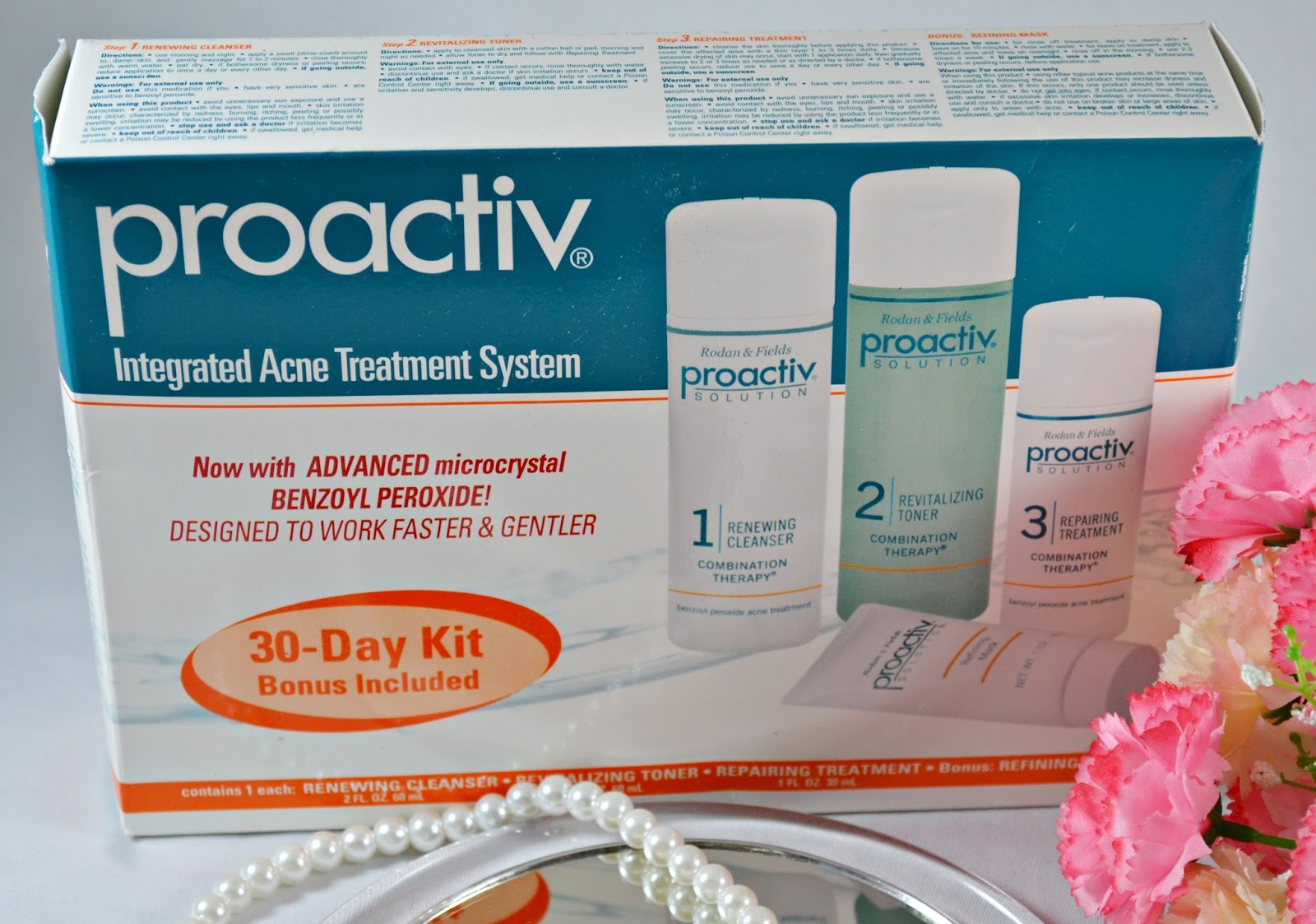 Proactiv Integrated Acne Treatment System  Day Trial Kit