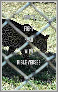 How to fight fear with Bible verses