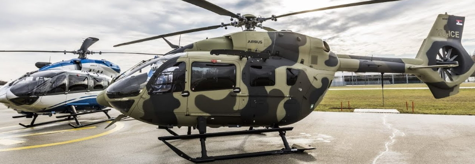 Airbus to deliver 10 helicopters to Ukraine in 2020