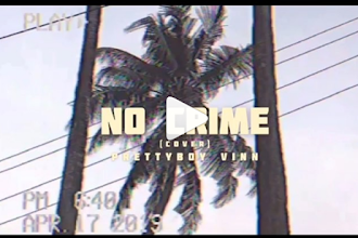 No crime cover for Nonso Amadi by PrettyBoy Vinn