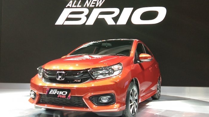 All New Honda Brio tercatat sebagai mobil dengan penjualan tertinggi di Indonesia selama bulan Januari – Februari 2019