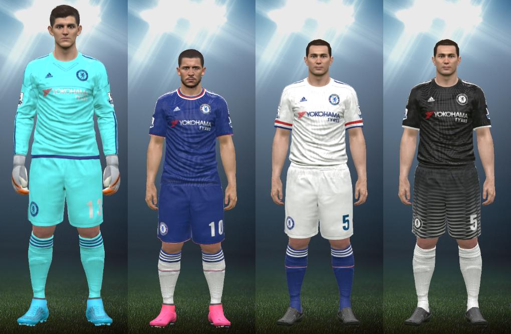 Wepes Sport: [REPOST] Uniforme Chelsea 2015/16