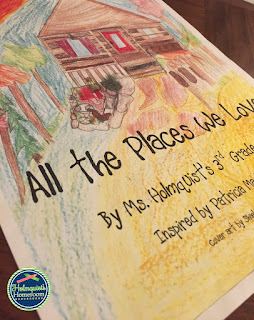 All the Places to Love class book