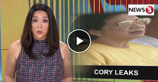 Watch: Shocking revelation! BAHO ni Cory Aquino nabulgar sa inilabas na dokyumento ng CIA