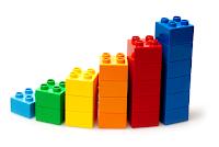 Plástico ABS en LEGO