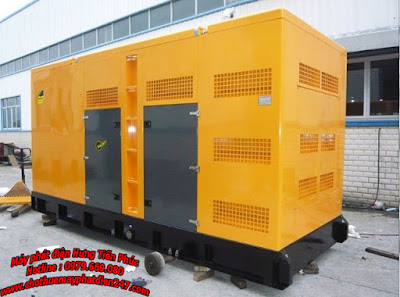 Máy phát điện Perkins 1000kva 4008-TAG2A