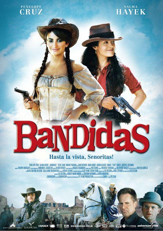 Nonton Film Bandidas (2006)